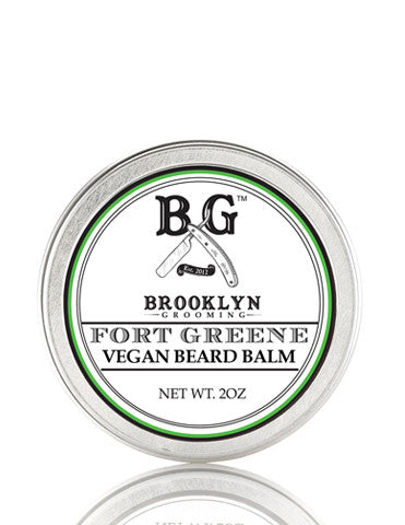 Vegan Classic Beard Balm - Fort Greene 2 oz. - Brooklyn Grooming