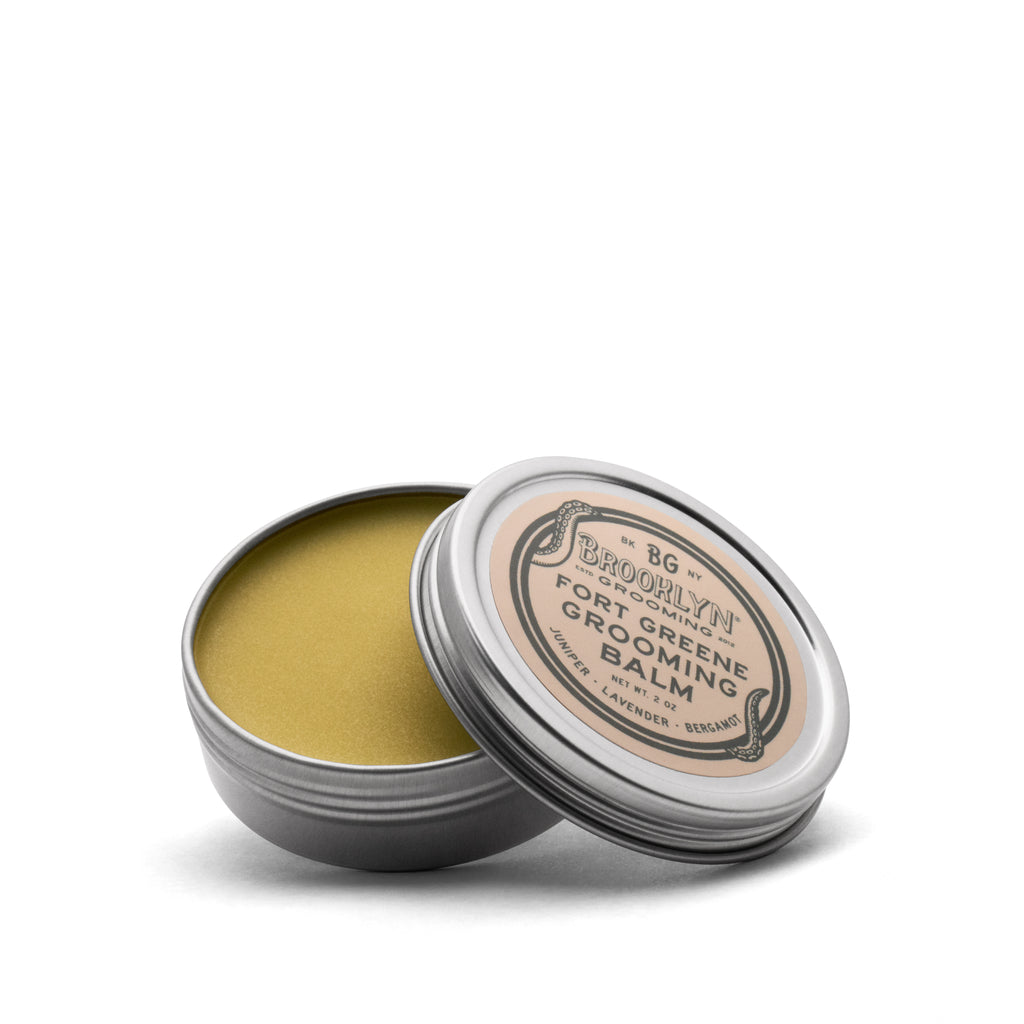 Fort Greene Grooming Balm (Formerly Beard Balm) - Brooklyn Grooming