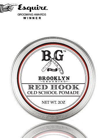 Red Hook Hair Pomade 2 oz. - Brooklyn Grooming