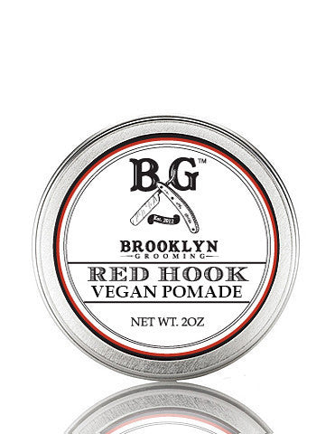 Men's Grooming Products - Vegan Red Hook Hair Pomade