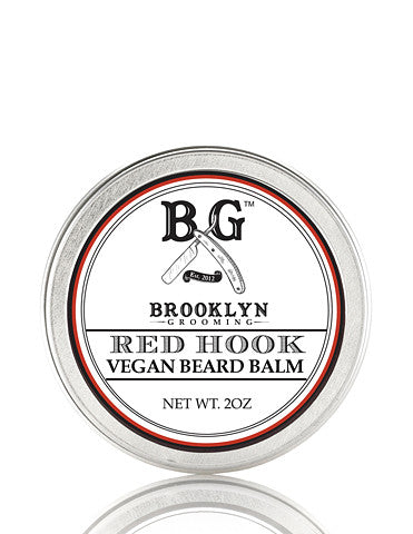 Men's Grooming Products -   Red Hook Vegan Beard Balm