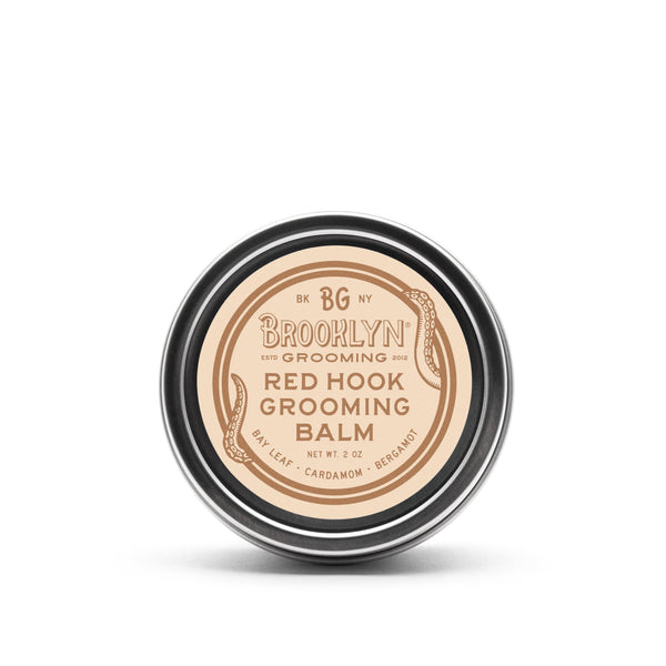 Red Hook Grooming Balm (Formerly Beard Balm) - Brooklyn Grooming