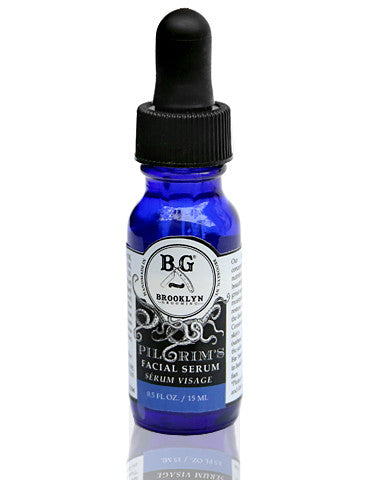 Pilgrim's™ Facial Serum - Brooklyn Grooming
