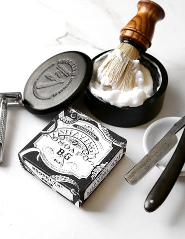 handmade shaving products