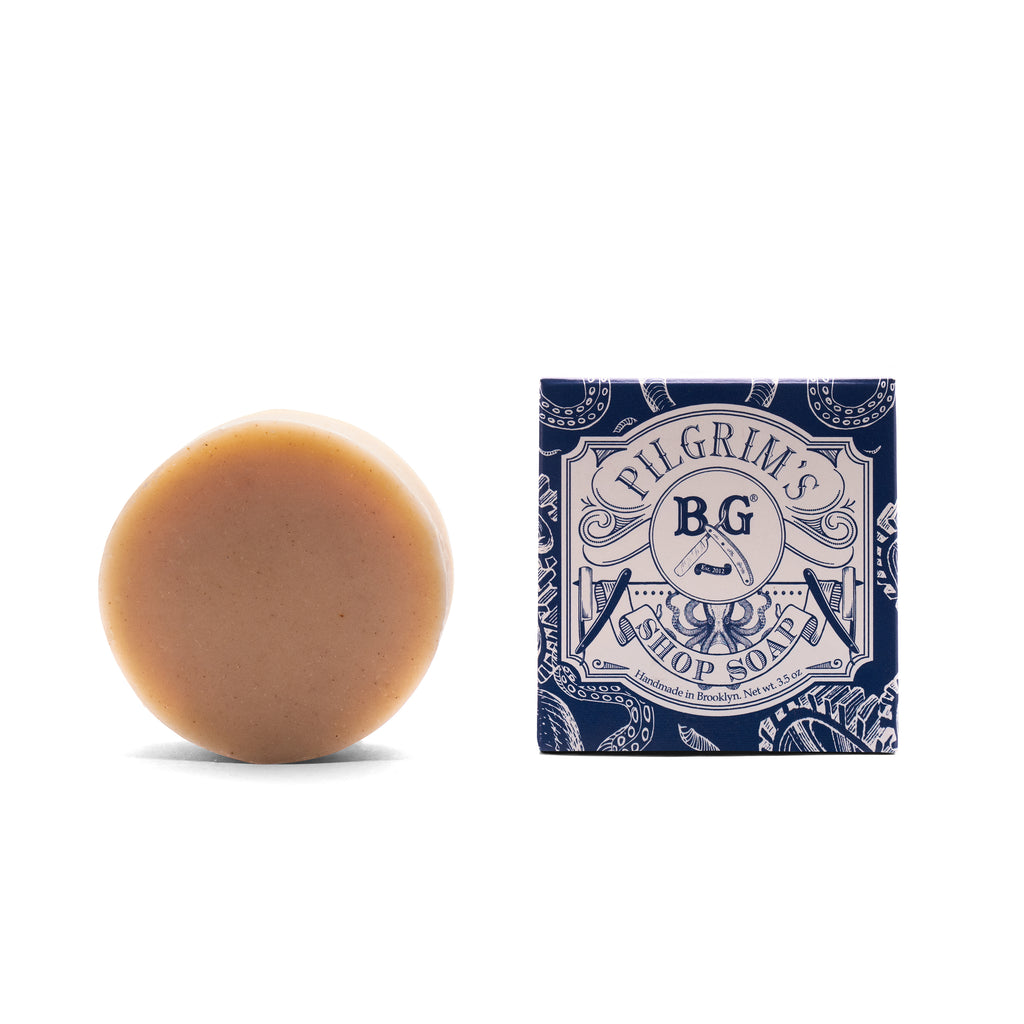 Pilgrim's™ Shop Soap - Brooklyn Grooming