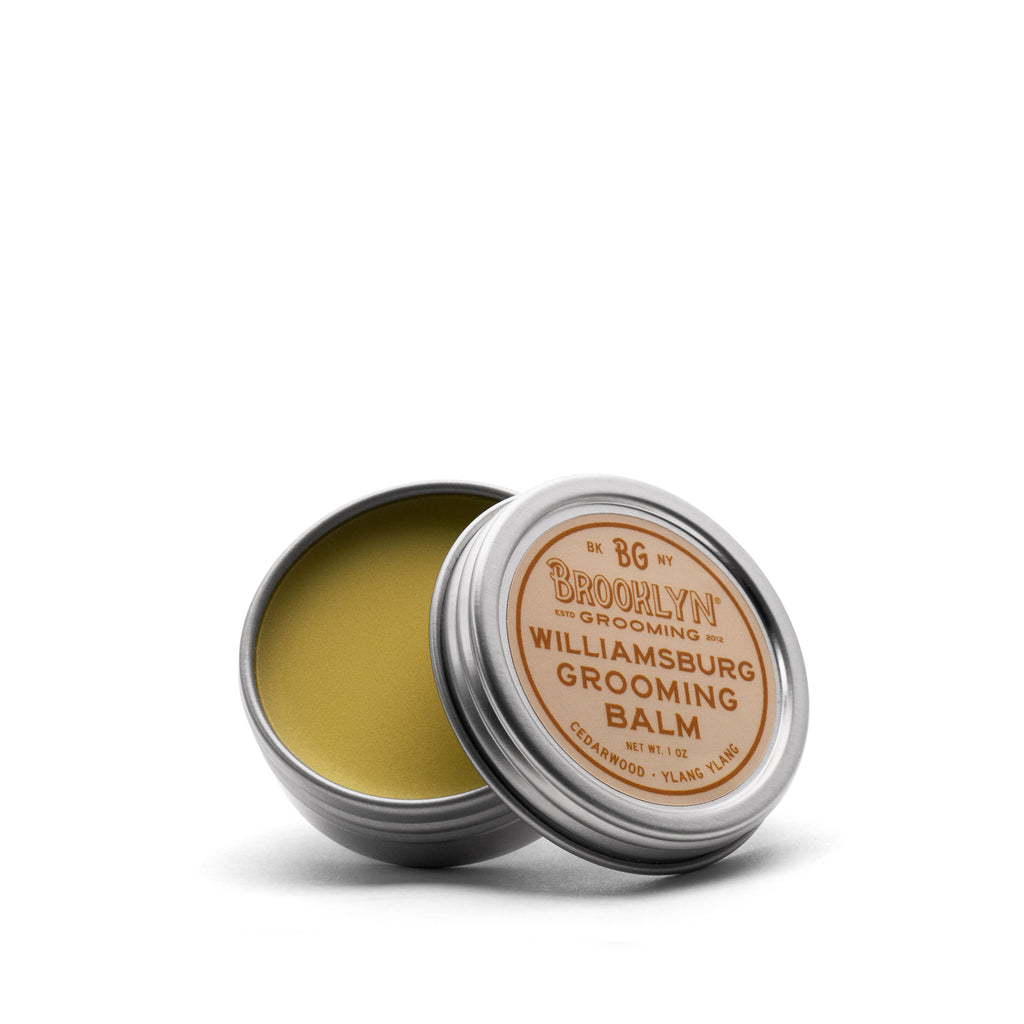 Williamsburg Grooming Balm (Formerly Beard Balm) - Brooklyn Grooming