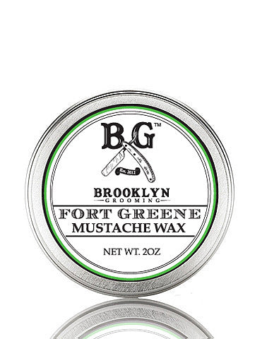 Men's Grooming Products - Fort Greene Mustache Wax