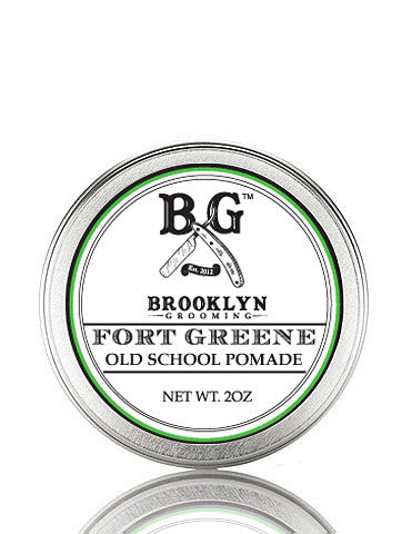 Fort Greene Hair Pomade 2 oz. - Brooklyn Grooming
