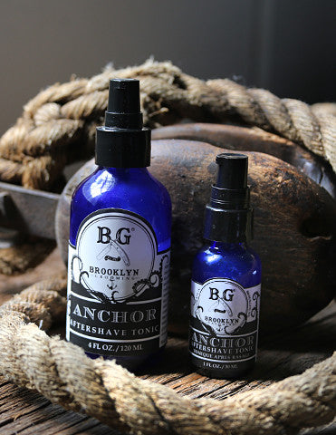 Natural handmade aftershave Tonic