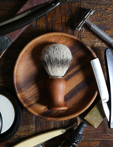 Shaving Brush - Brooklyn Grooming