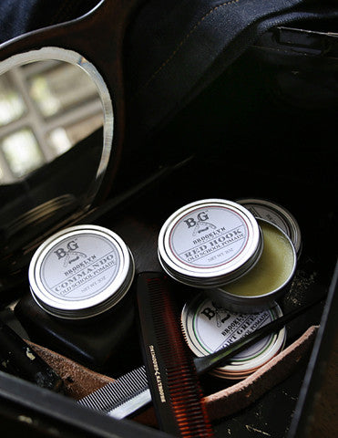 Old School Pomade 2 pack - Brooklyn Grooming