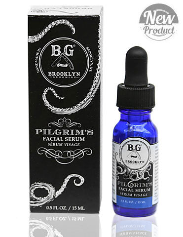 Pilgrim's Facial Serum - Brooklyn Grooming