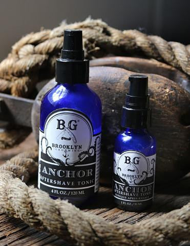 Anchor Aftershave Tonic 1 fl oz. - Brooklyn Grooming