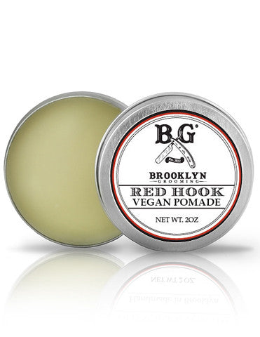 Vegan Red Hook Hair Pomade - Brooklyn Grooming