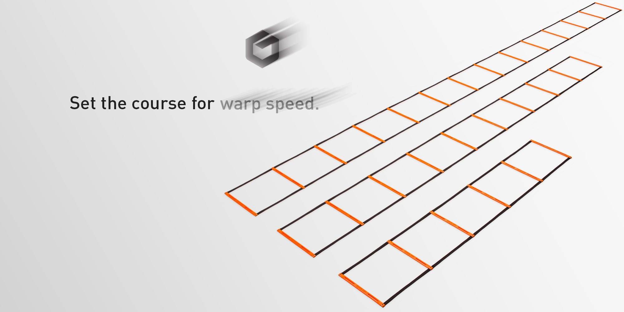 GOLME PRO Ladder Warp Speed