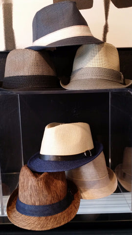 Fedoras? Yep! We've Got Them!