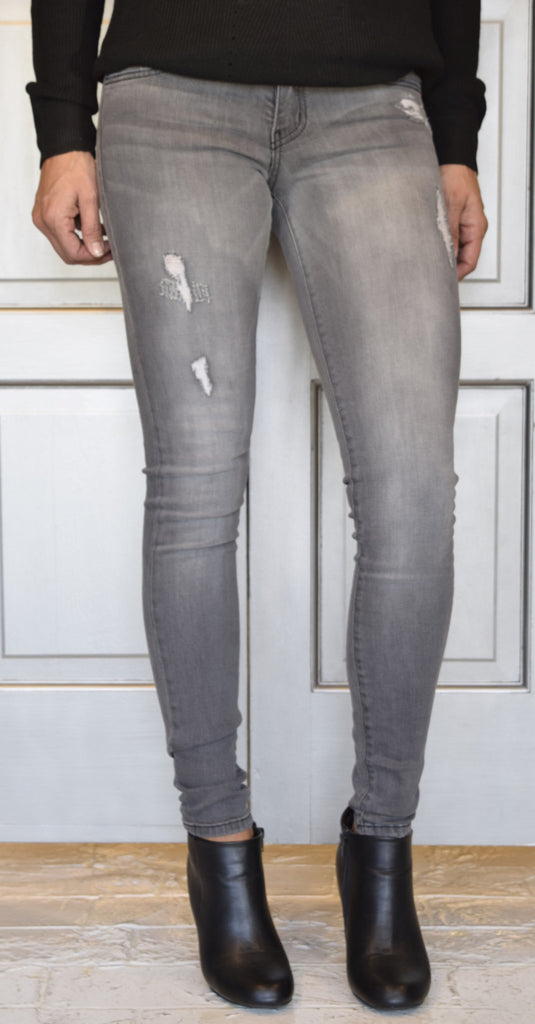 Women's Skinny Stretch Jeans