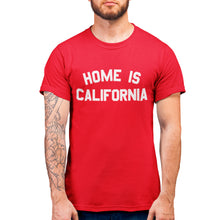 Load image into Gallery viewer, Home is California T-Shirt For Men's