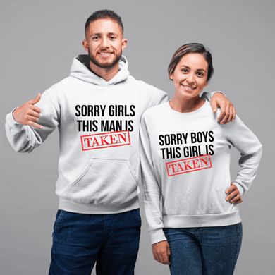 Couple Best Funny Hoodie & Sweat Shirt