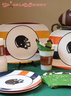 Team Colors Plates & Platters