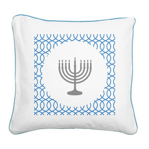 Hanukkah Canvas Pillows
