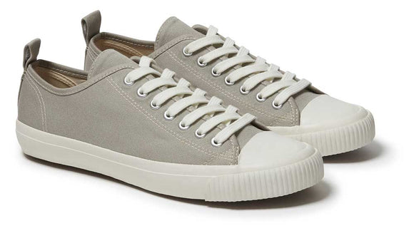 Komodo ECO SNEAKO Mens Grey Organic Cotton Sneakers.