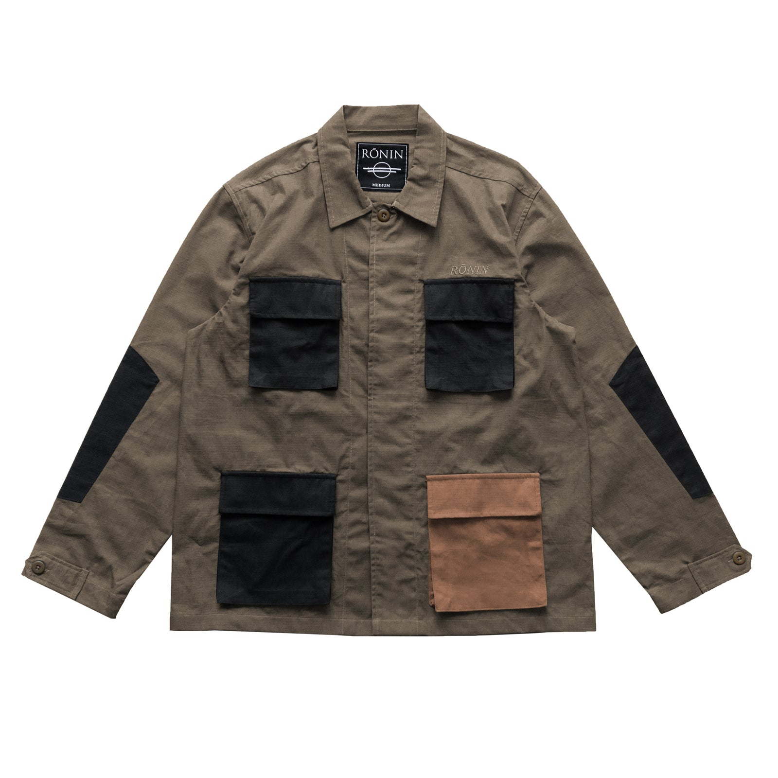 BDU Ripstop Shirt - Military Olive