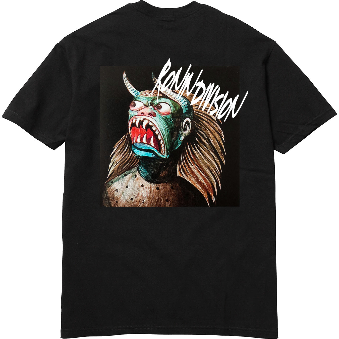 Phantasmagoria Tee - Black