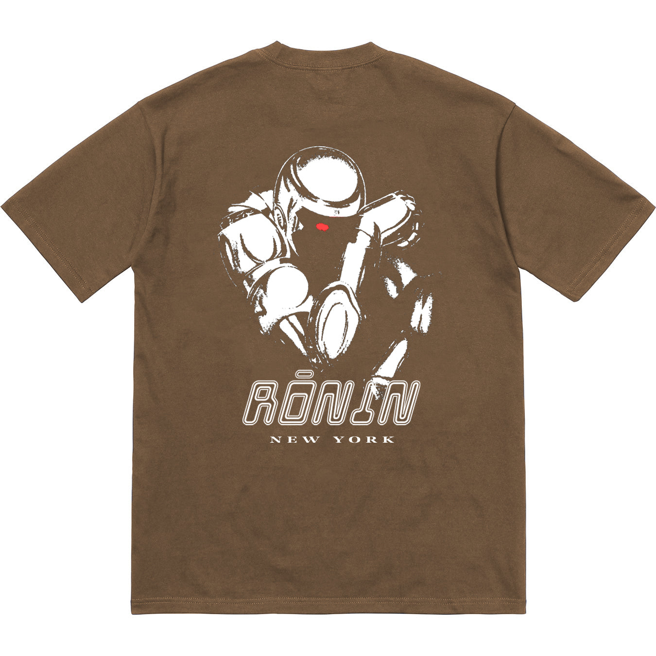 Aegis Tee - Pale Brown