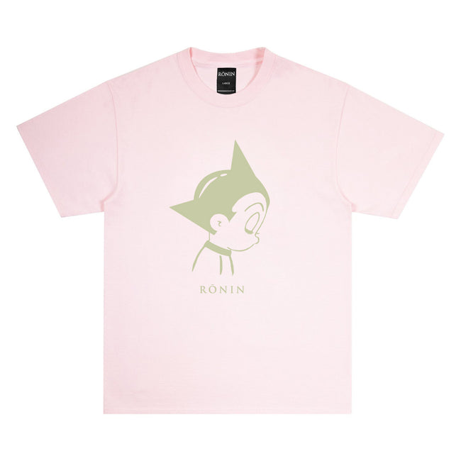 Astro Tee - Pale Pink