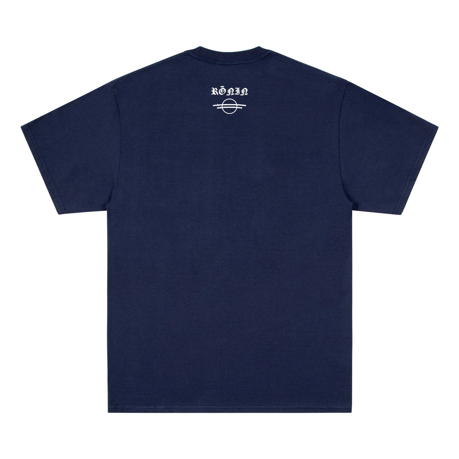 Born Alone Tee - Navy