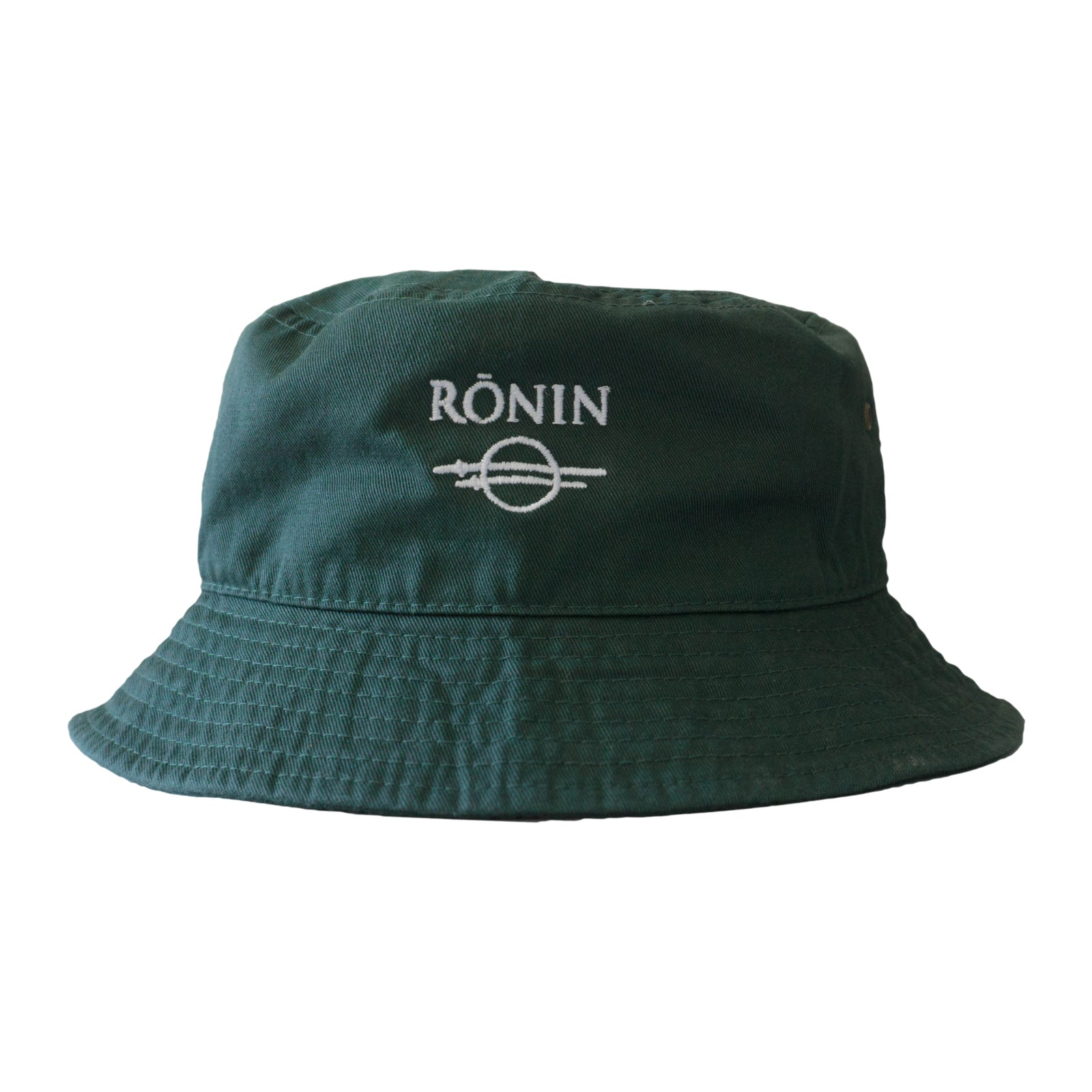 Logo Bucket Hat - Dark Green