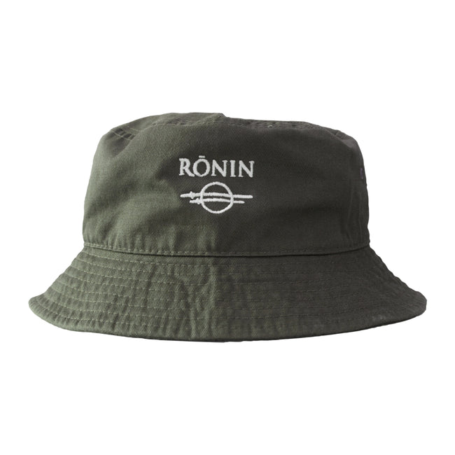 Logo Bucket Hat - Olive