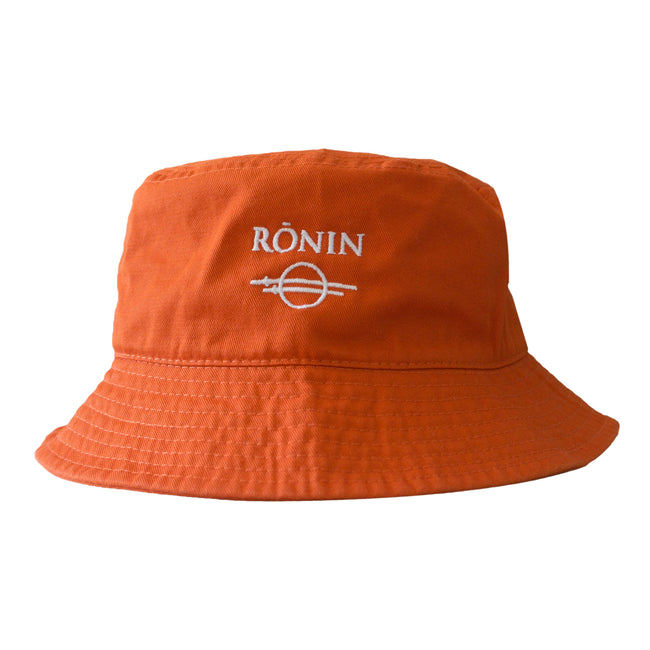 Logo Bucket Hat - Orange