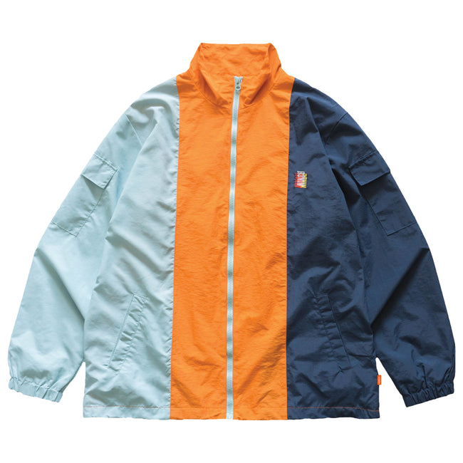 Commando Jacket v.2 - Ice | Orange | Navy