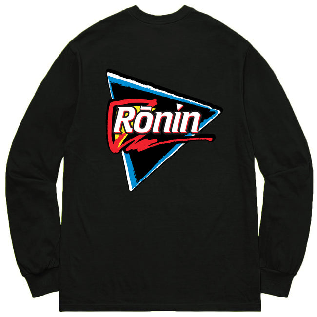 Doritos L/S - Black