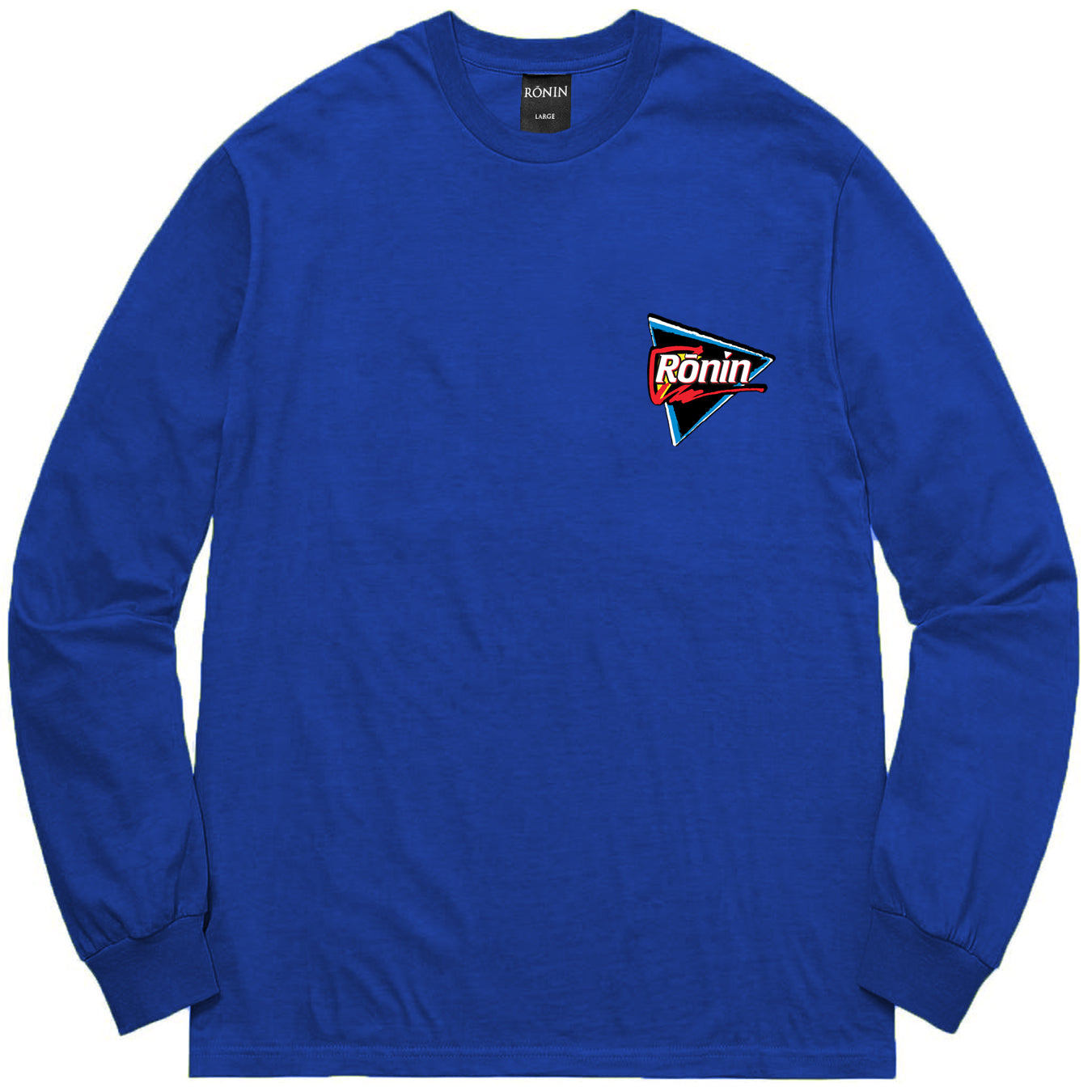 Doritos L/S - Blue