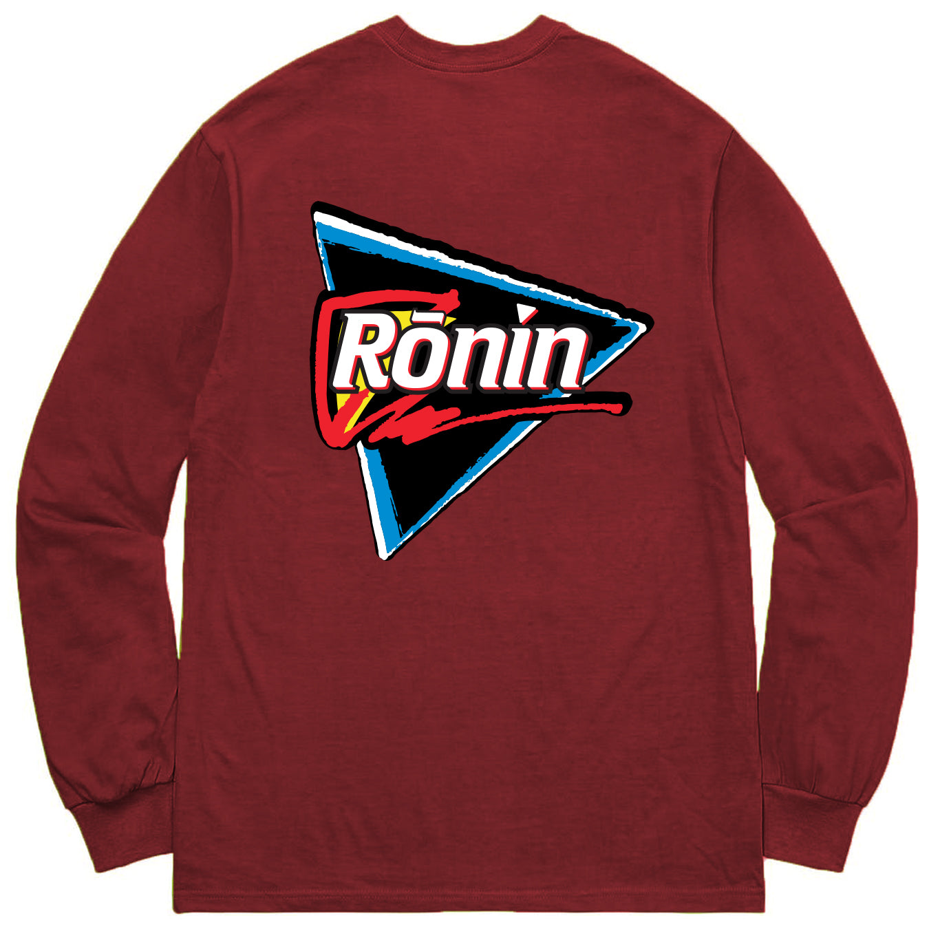 Doritos L/S - Crimson