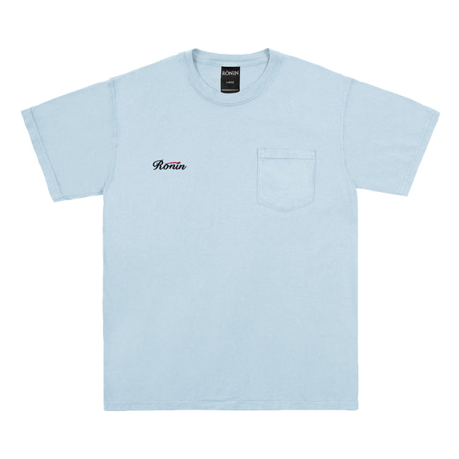 Finals Pocket Tee - Ice
