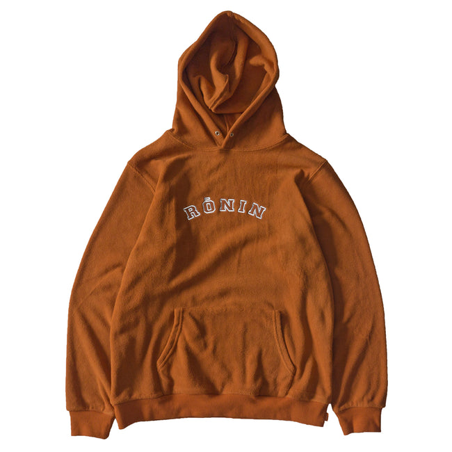 Tackle Twill Logo Fleece Hoodie - Carrot