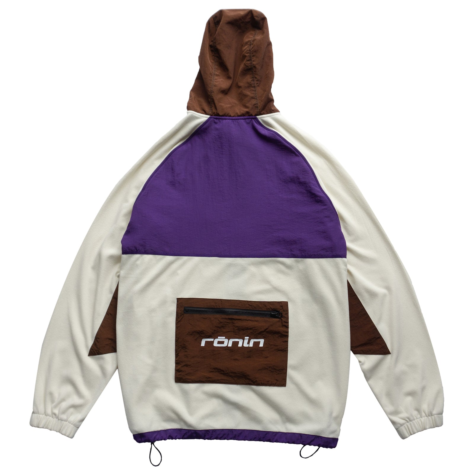 Polar Fleece Jacket - Cream
