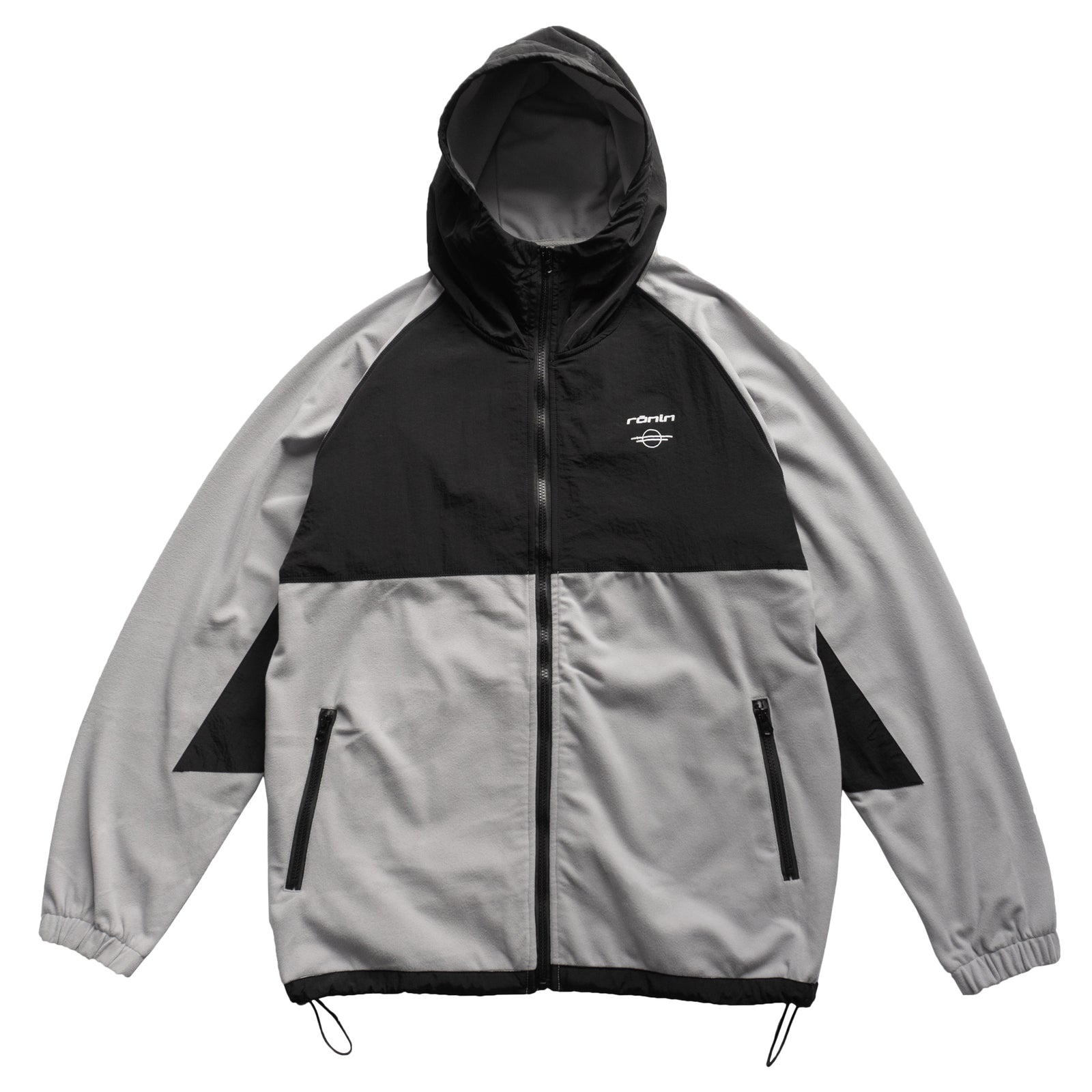 Polar Fleece Jacket - Grey