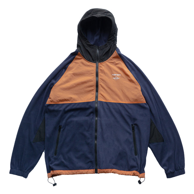 Polar Fleece Jacket - Navy