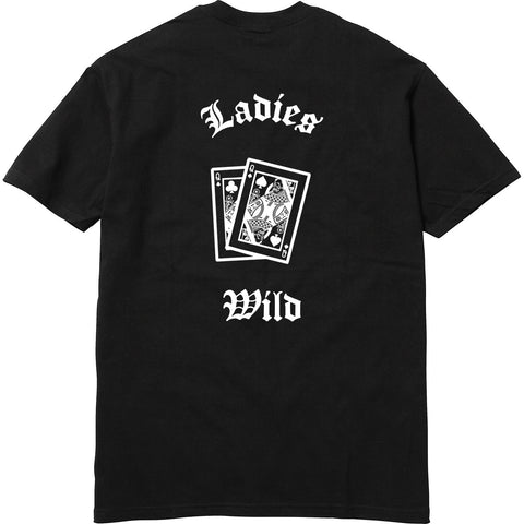Ladies Wild Tee - Black