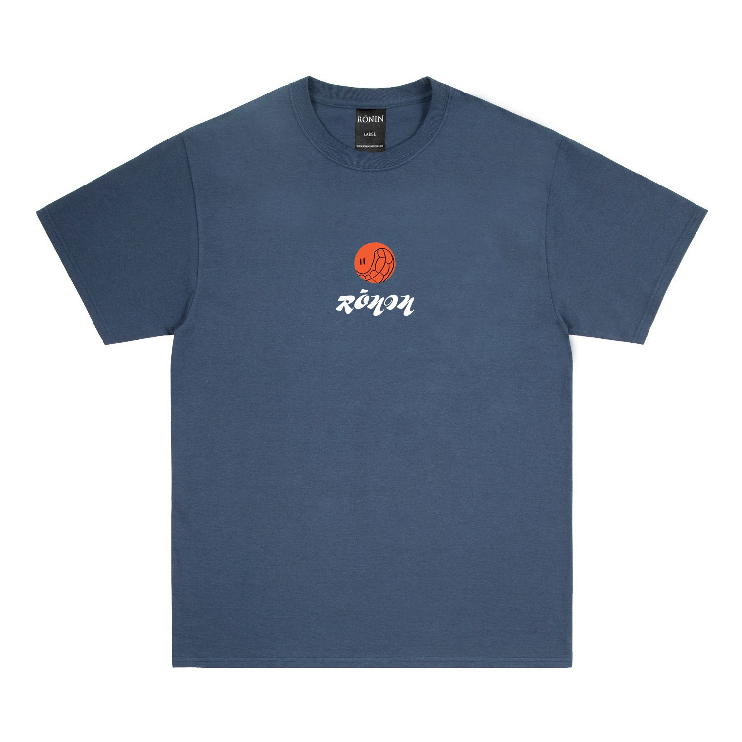 Memories Tee - Denim