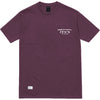 One Man Army Tee - Plum