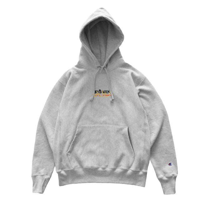 Unit Hoodie - Oxford Grey