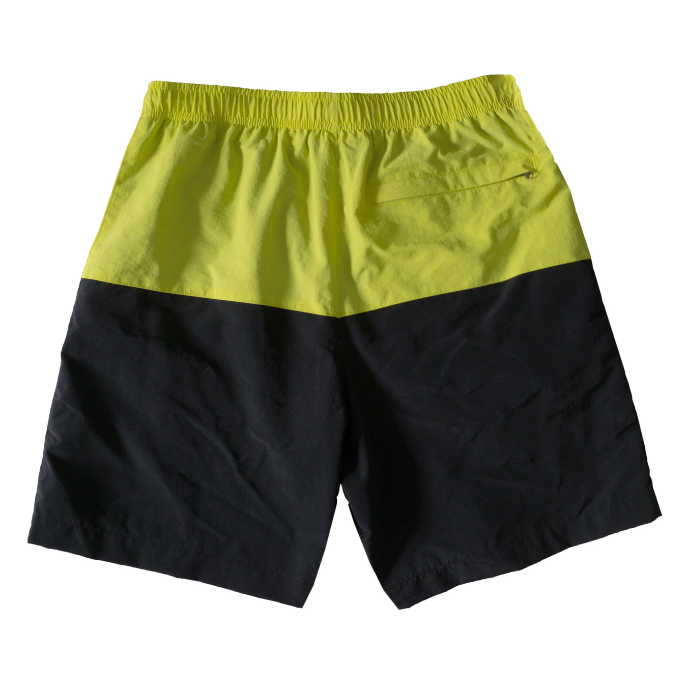 Split Water Shorts - Volt/Black