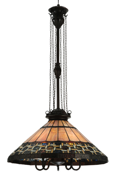 "Meyda Lighting 125116 20""W Ilona Pendant"