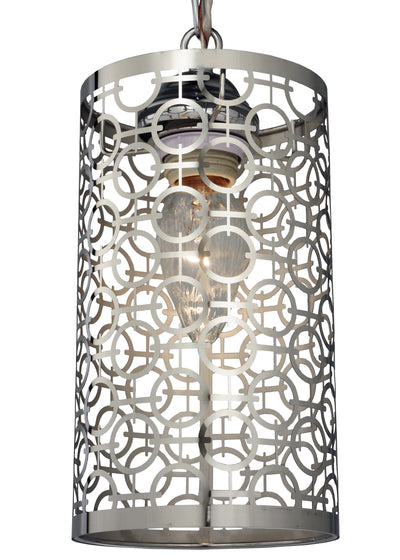 "Meyda Lighting 126758 5""W Deco Mini Pendant"